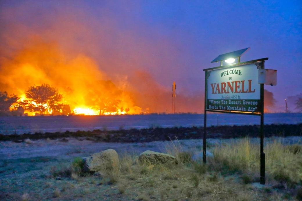Yarnell hill fire 2