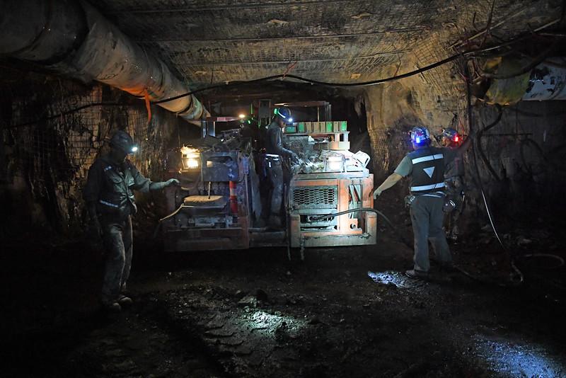 The coal town in Colorado