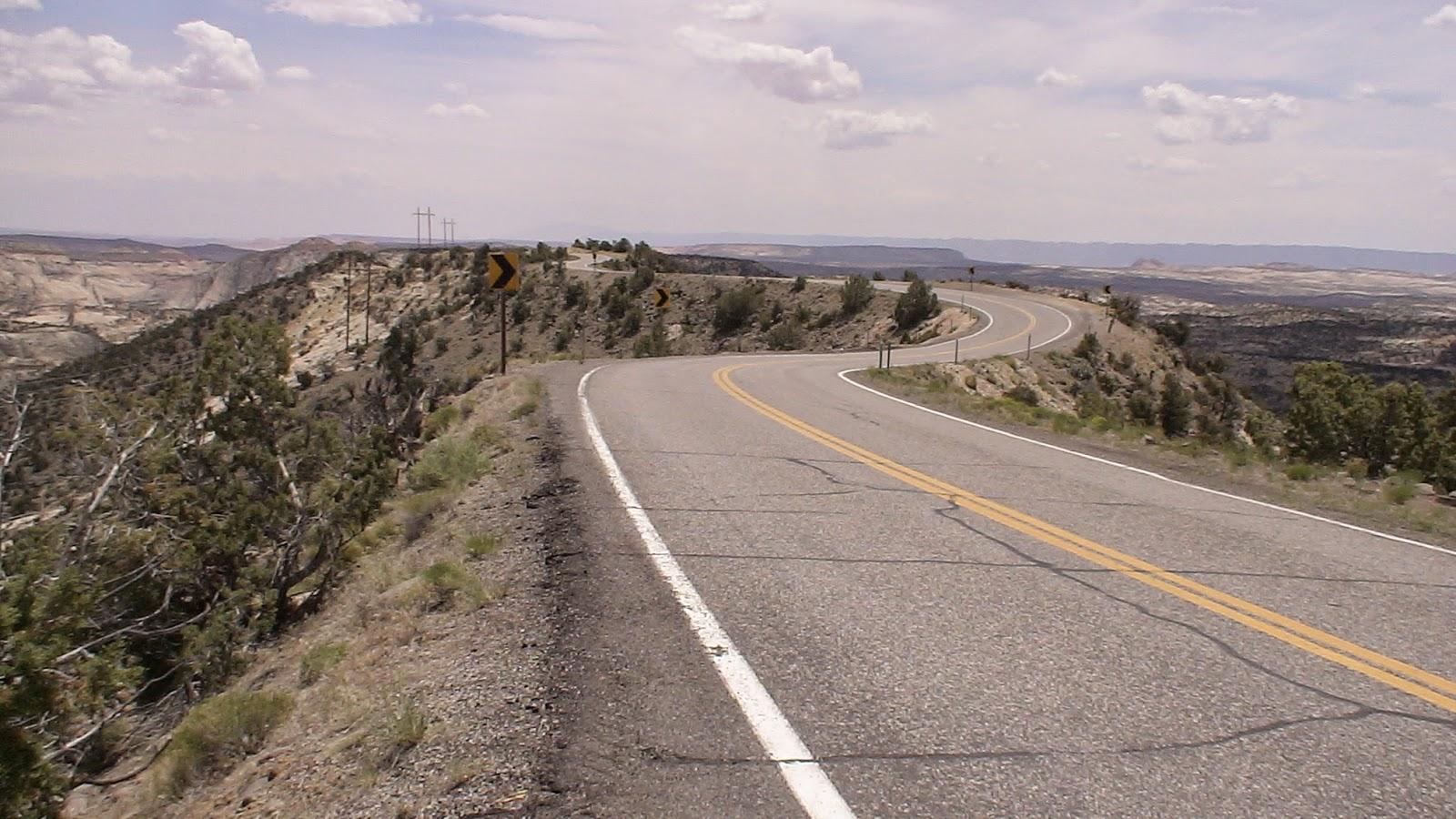 Dream Your Ride - Utah Route 12 Hogback